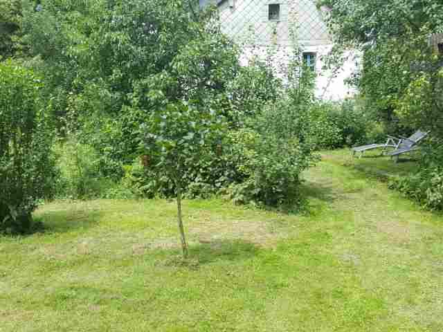 0728-02 Ferienhaus Traumschleife Garten