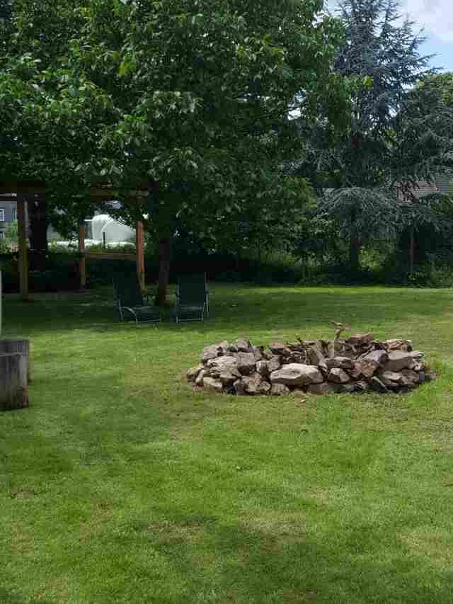 0728-15 Ferienhaus Traumschleife Garten
