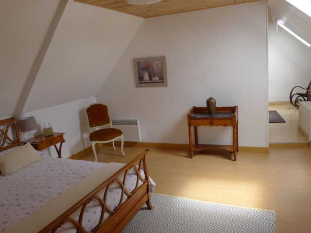 La Fontaine Schlafzimmer 1