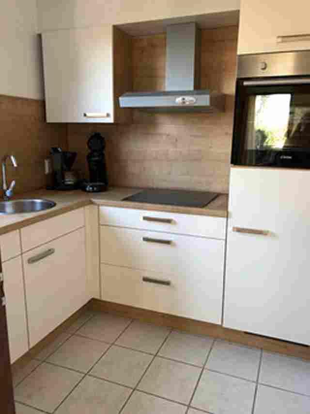 0732-04 Ferienhaus Westwind Küche