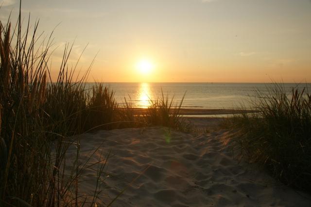 0732-10 Ferienhaus Westwind Strand mit Blick aufs Meer