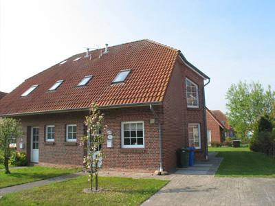 0739-01 Haus Frisia Vorderansicht