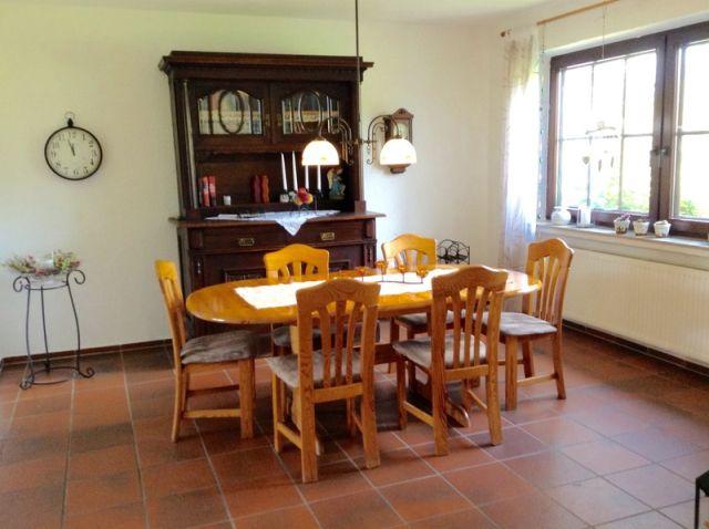 0740-06 Ooser Tälchen Haus Essecke
