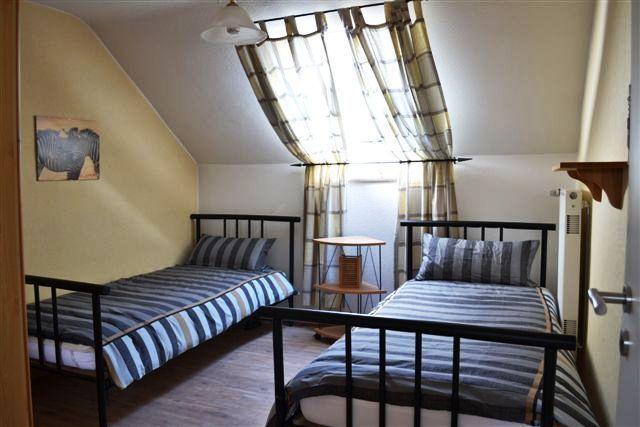 Ferienhaus Schlafzimmer 3