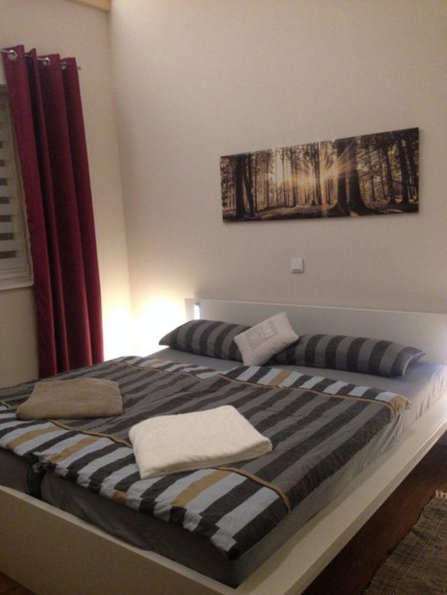 0740-20 Ooser Tälchen Bungalow Schlafzimmer 2