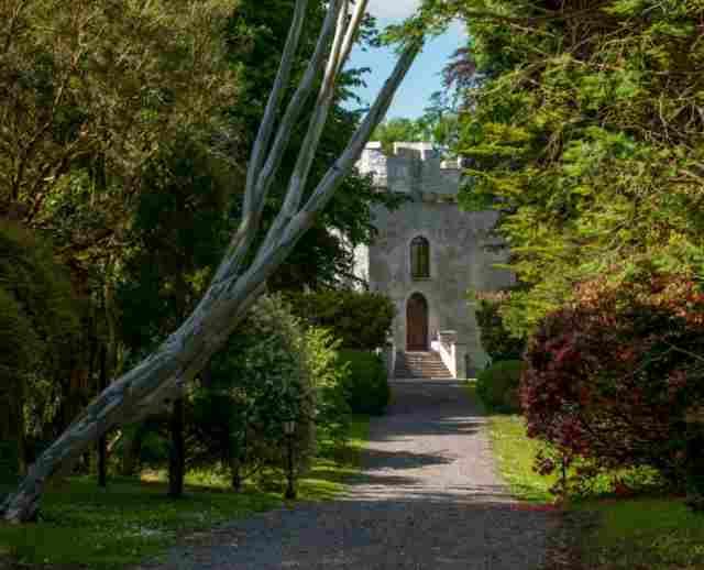 0397-14 Hotel The Dunloe The Dunloe Castle