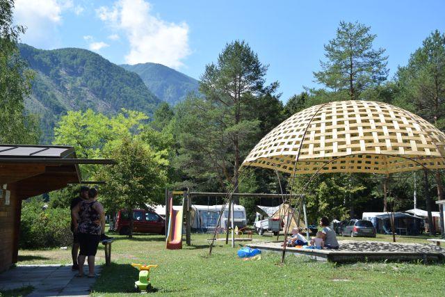 0743-04 Camping Rosental Roz Sandkasten