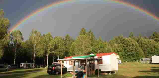 0743-16 Camping Rosental Roz Mobilhome