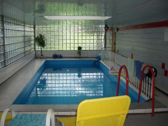 0758-01 Ferienhaus Emsland Pool