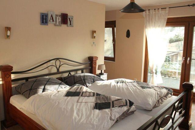 0758-10 Ferienhaus Emsland Schlafzimmer 1