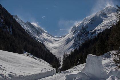 Joshi Winterlandschaft