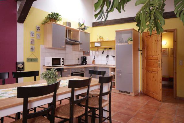 FeWo 5 Küche