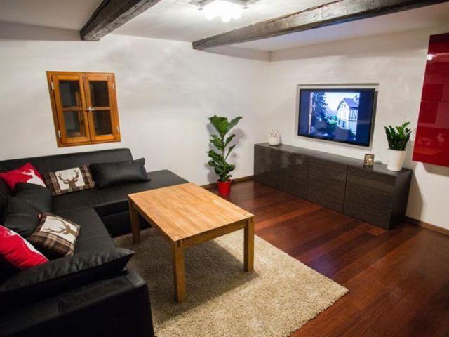0772-06 Kuferhaus Wohnraum
