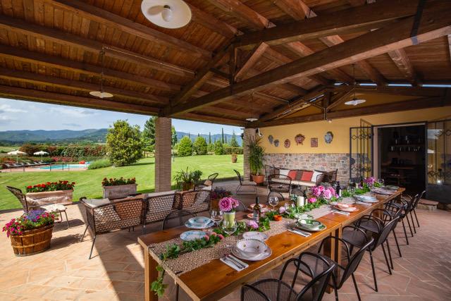 0777-05 Villa Farm Terrasse