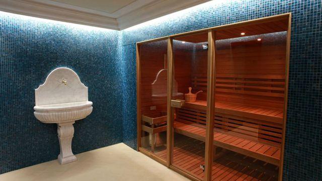 0777-20 Villa Farm Sauna