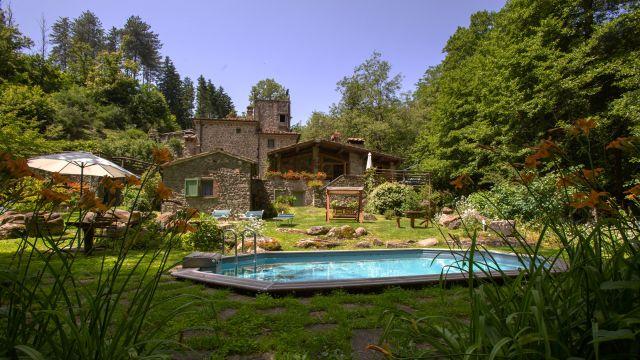 0778-01 Casa Nel Bosco