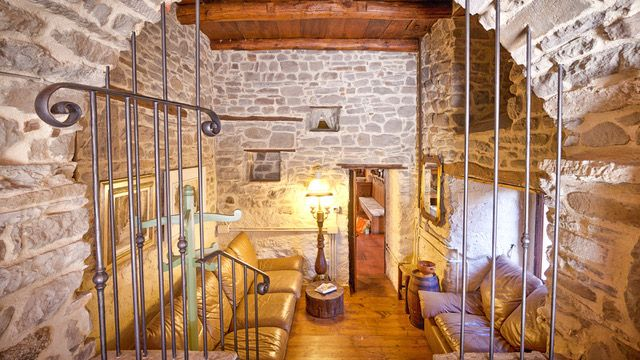 0778-13 Casa Nel Bosco Wohnbereich 2