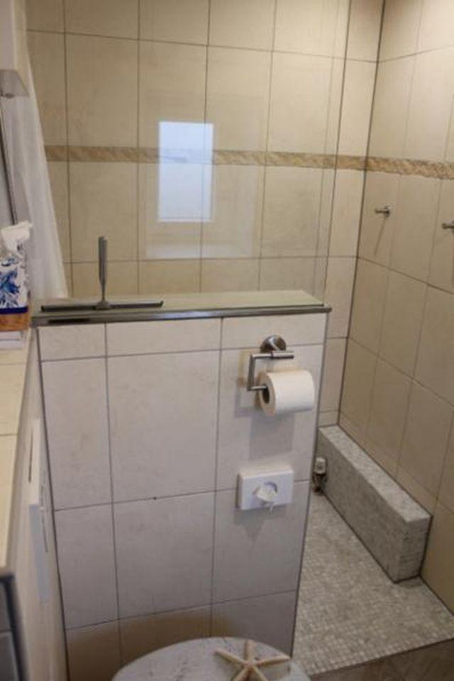 0780-11 Ferienhaus Mia Bad Bild 1