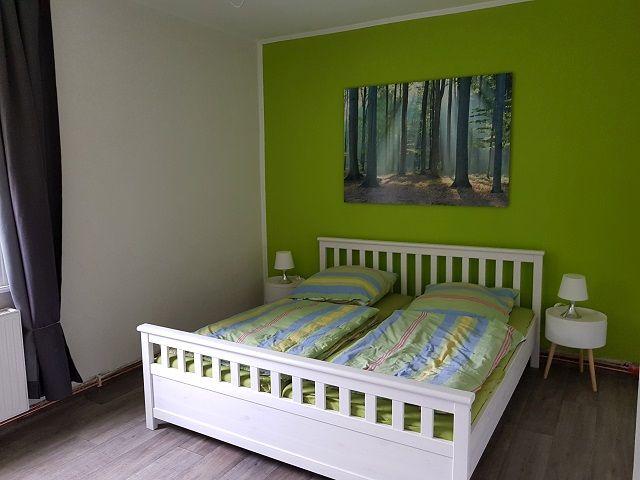 0785-10 Villa Familienglueck Schlafzimmer 2