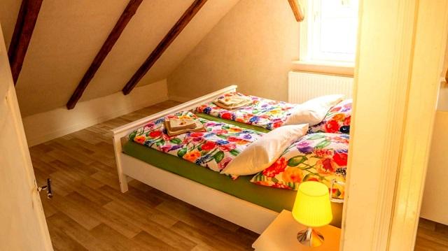 0785-12 Villa Familienglueck Schlafzimmer 4