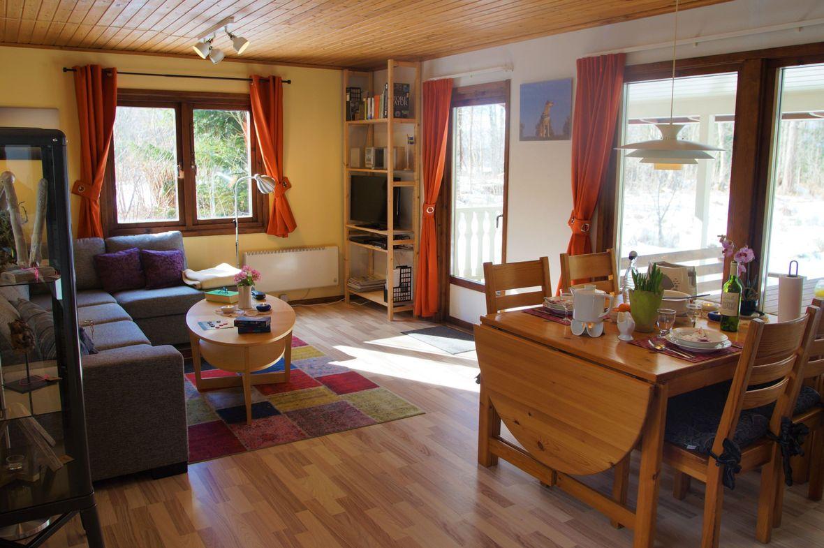 0787-06 Haus Scully Essbereich