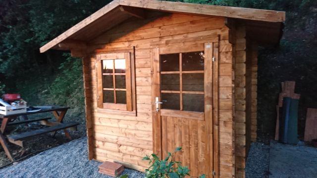 0791-12 Casa Poldo Gartenhaus