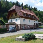 Ferienwohnung Waldblick in Enzklösterle im Schwarzwald