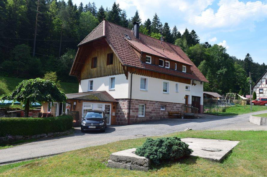 0796-01 Waldblick Haus