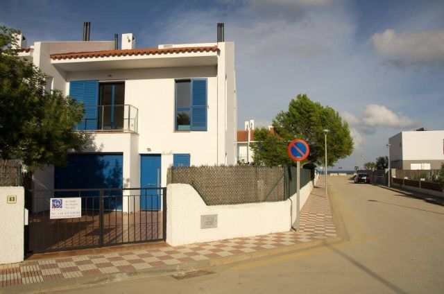 0797-01 Casa Dunes Aussenansicht