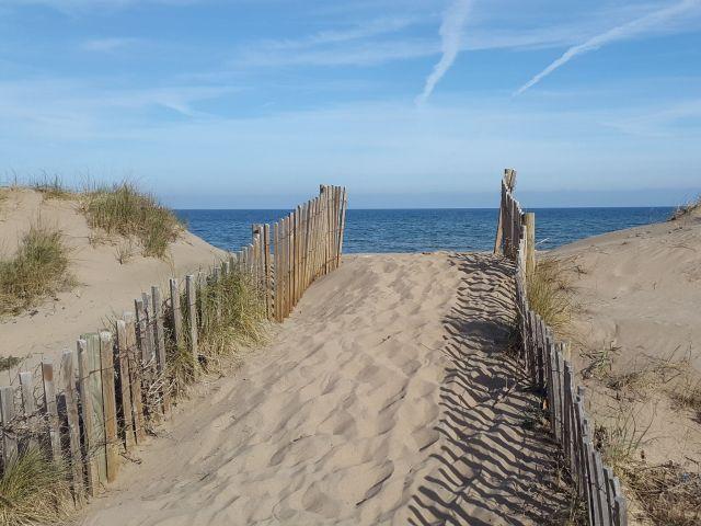 0797-05 Casa Dunes Weg zum Strand
