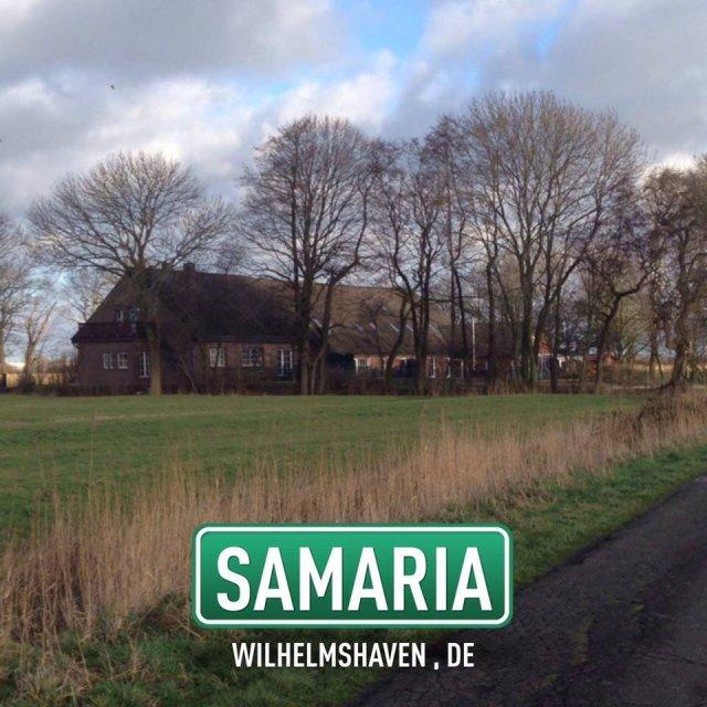 0805-01 Samaria Ansicht