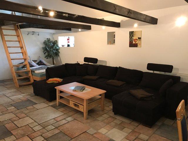0805-16 Samaria Altes Backhaus Wohnen