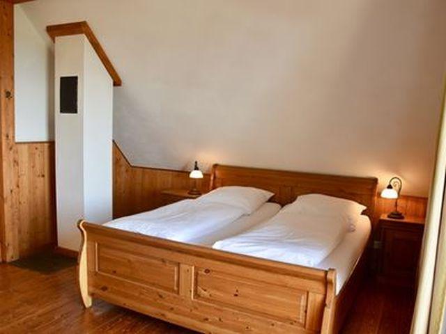 0831-07 Herrihof Chalet Schlafzimmer 1