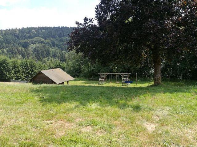 0865-03 Landhaus Schlossberg Garten 1
