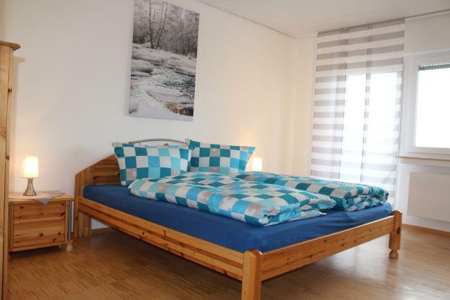 0865-20 Landhaus Schlossberg FeWo 06 Schlafzimmer 2