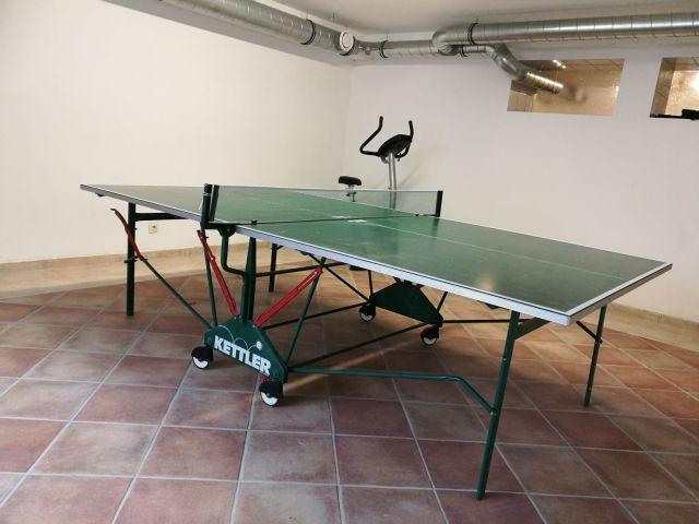 0865-29 Landhaus Schlossberg Tischtennis
