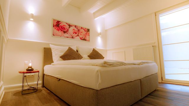 0864-07 Rosenhof Lodge Schlafzimmer 2-3