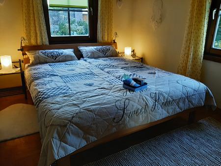 0871-13 FeWo Harmonie Schlafzimmer