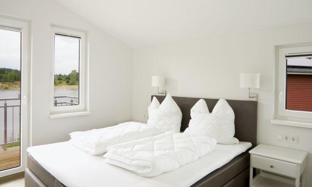 0872-16 Geesthof Schlafzimmer Seehaus