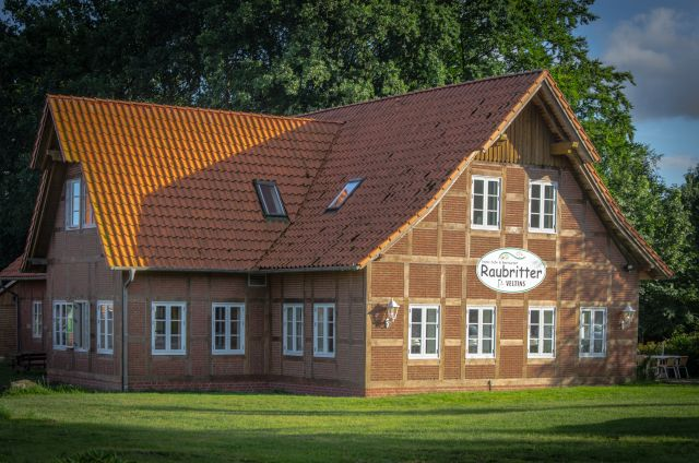 0872-18 Geesthof Restaurant Raubritter