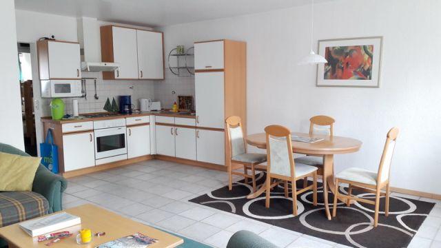 0873-15 Vosshoernerhof FeWo 2 Kueche