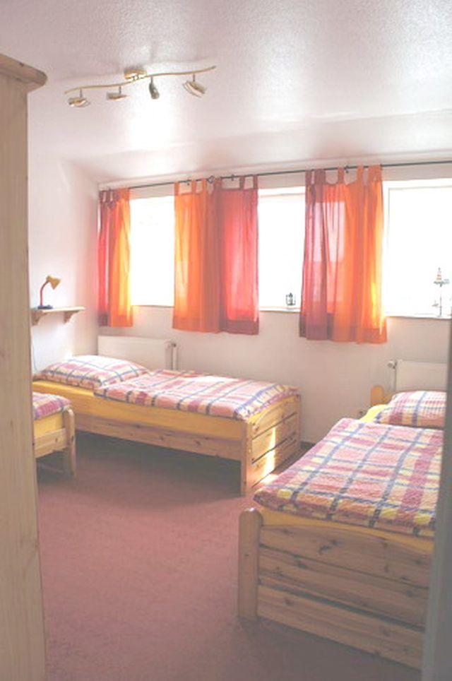 FeWo 4 Schlafzimmer 2