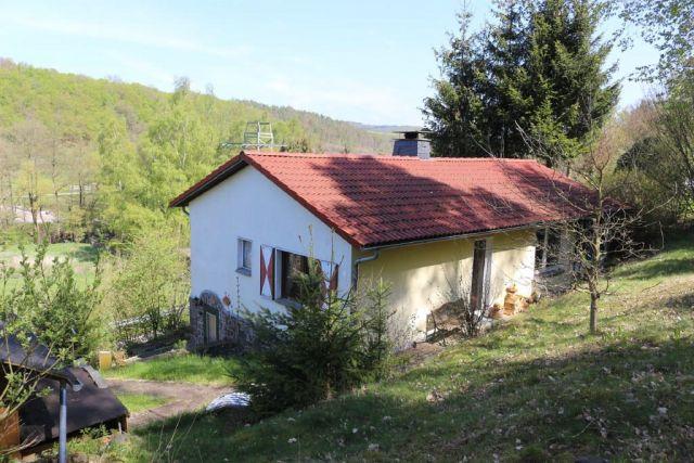 0867-05 Kleines Jagdhaus Garten