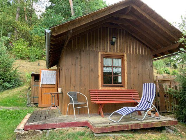 0867-09 Kleines Jagdhaus Saunahaus