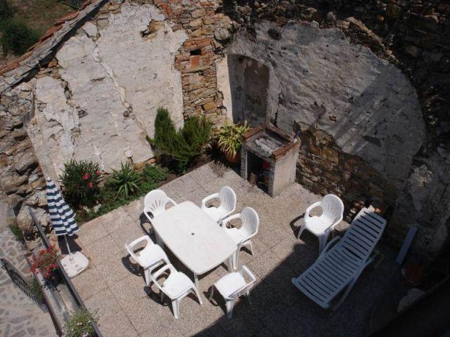 0885-03 Casa Pantallo Innenhof