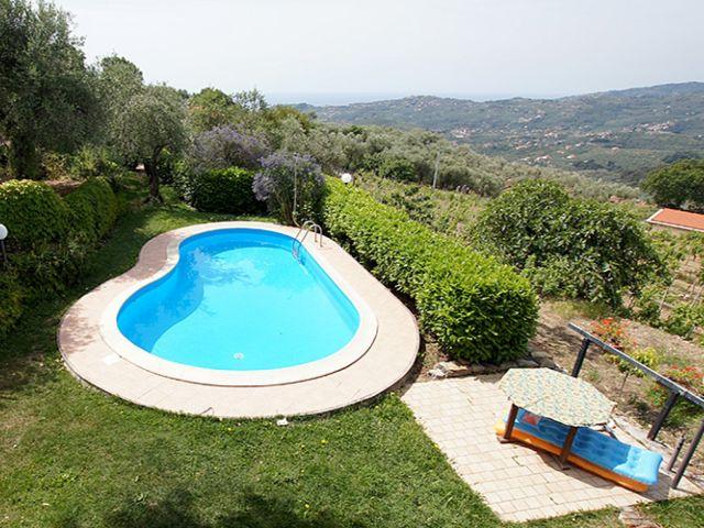 0887-05 Casa Canelli Pool