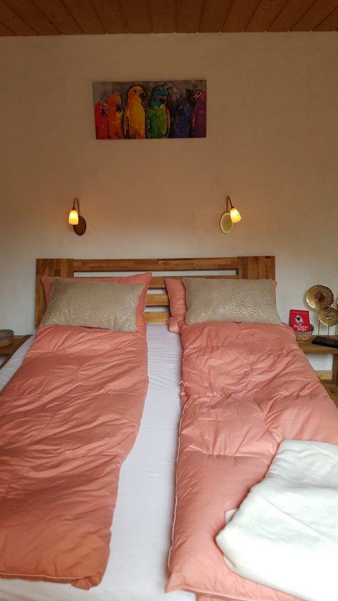 0900-13 FeHa im Rosbachtal Schlafzimmer Bild 1